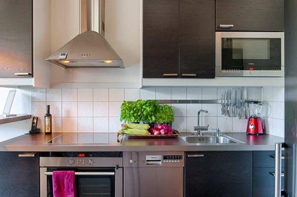 C mo decorar una cocina peque a blog de seguros catalana for Como se decora una cocina pequena