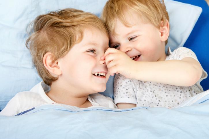 Los trastornos del sueño durante la infancia pueden derivar en problemas en el desarrollo y el crecimiento.