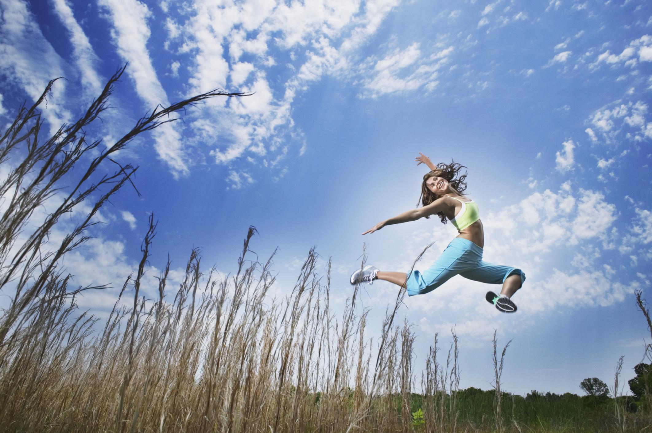 Cómo practicar deporte al aire libre si tienes alergia.