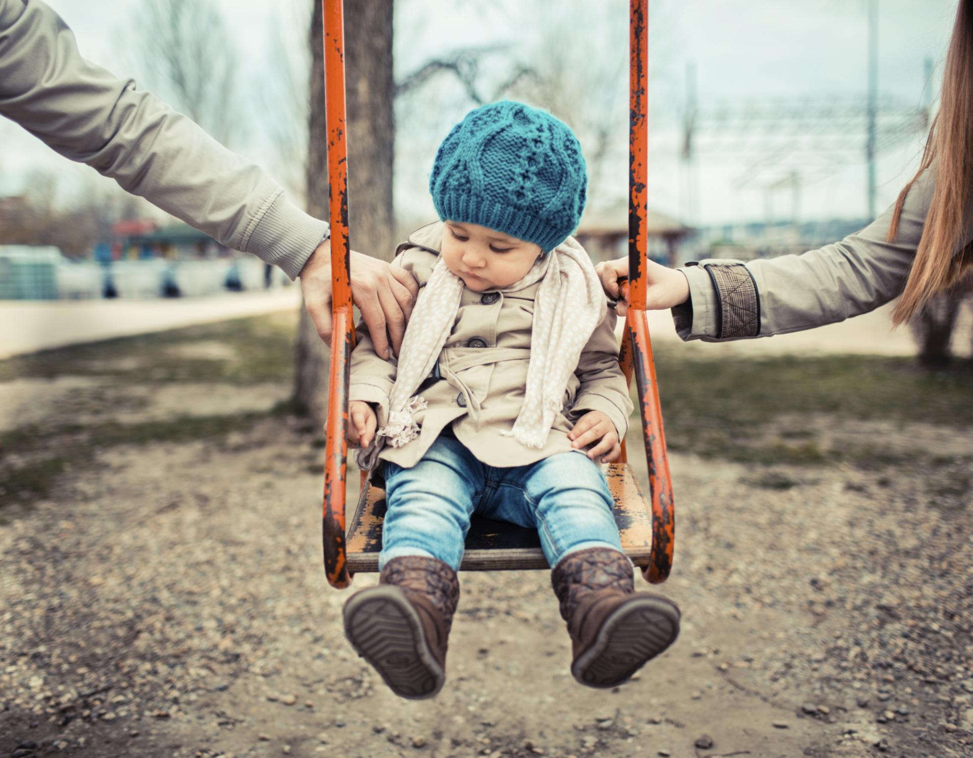 Los hijos de padres divoerciados sufren el síndomre de alienación parental en algunos casos.