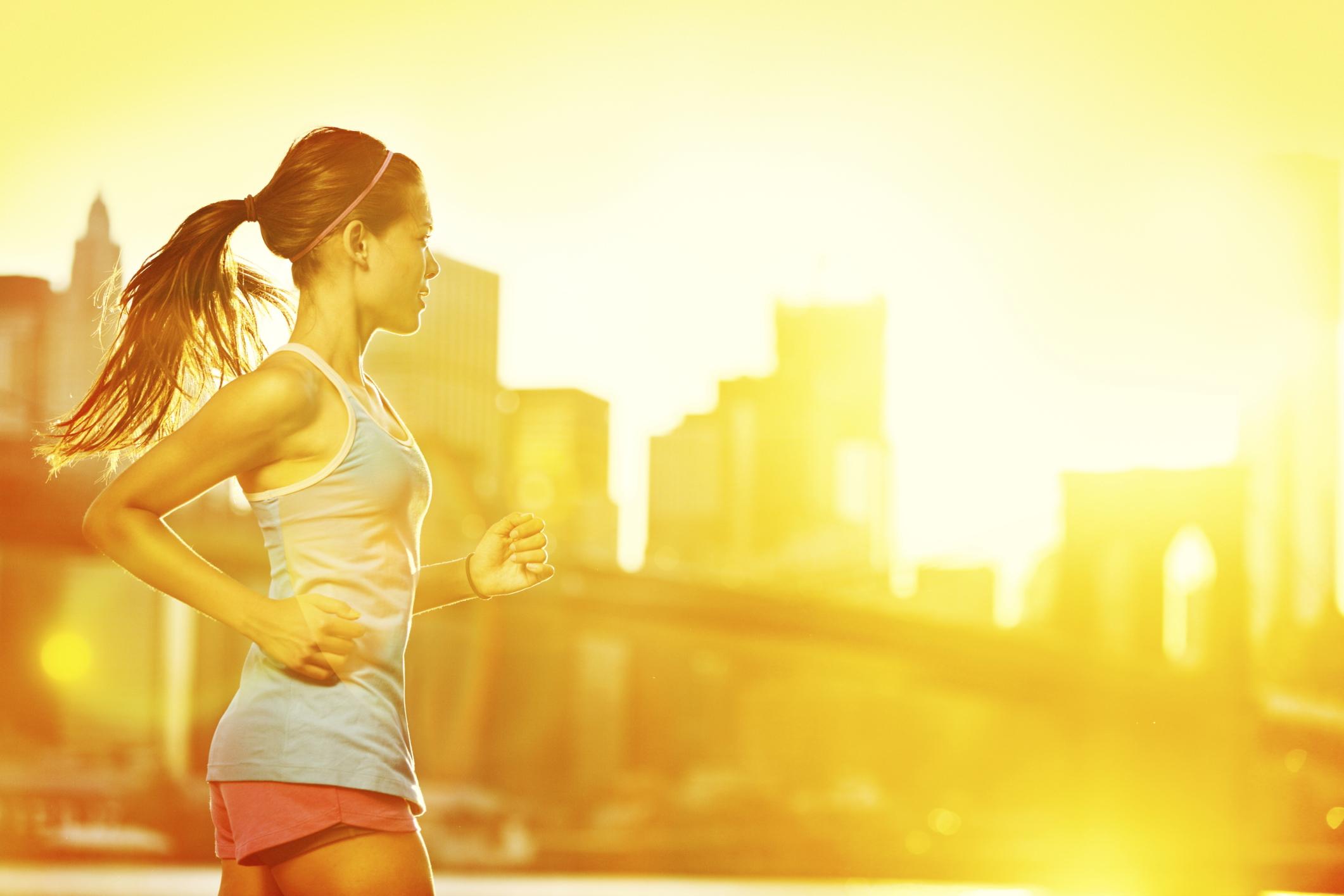 Cómo prepararse para correr una maratón.