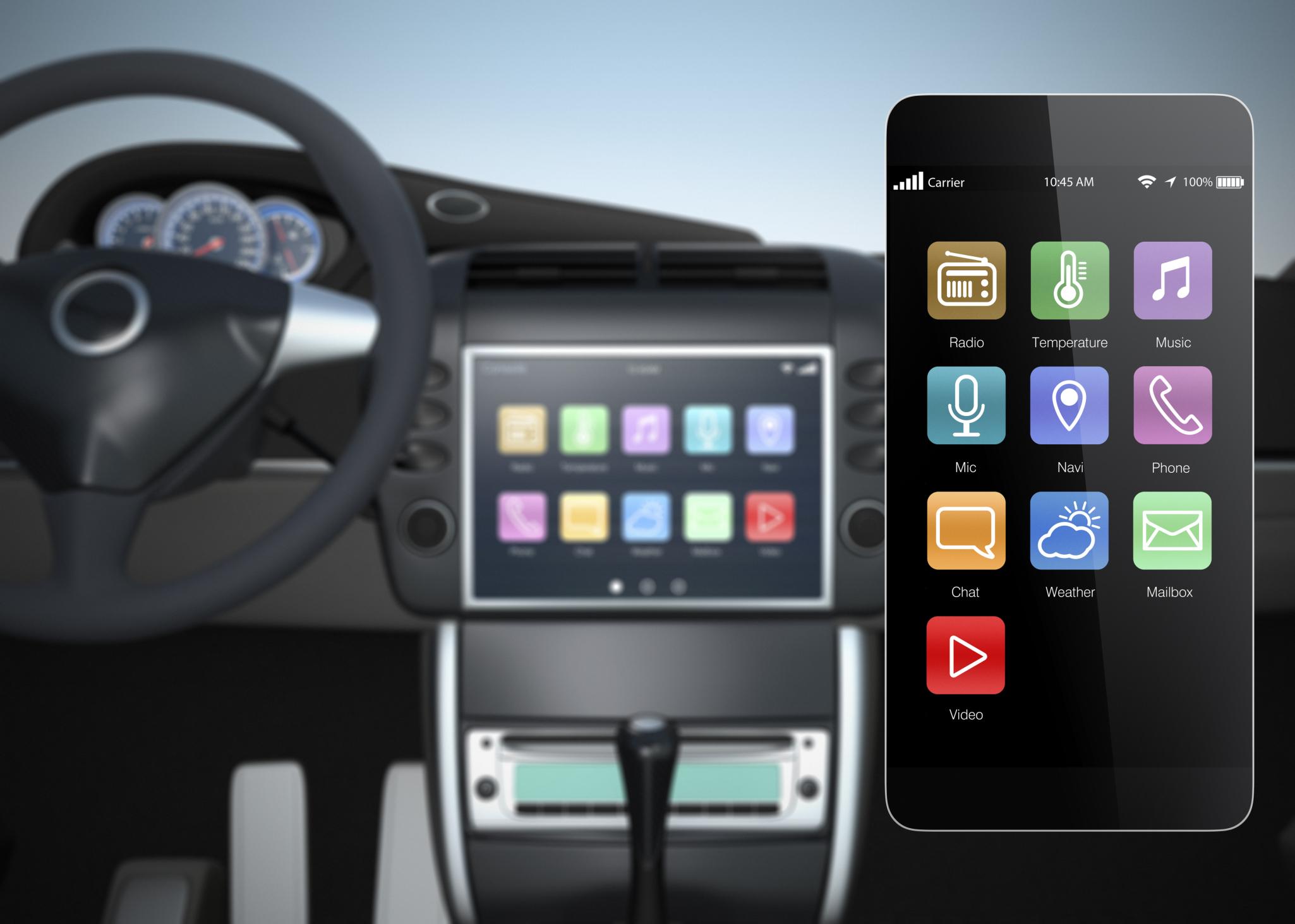 El internet de las cosas ahora también en los coches.
