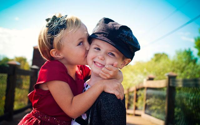 La amistad en la infancia influye en las relaciones sociales de toda la vida.