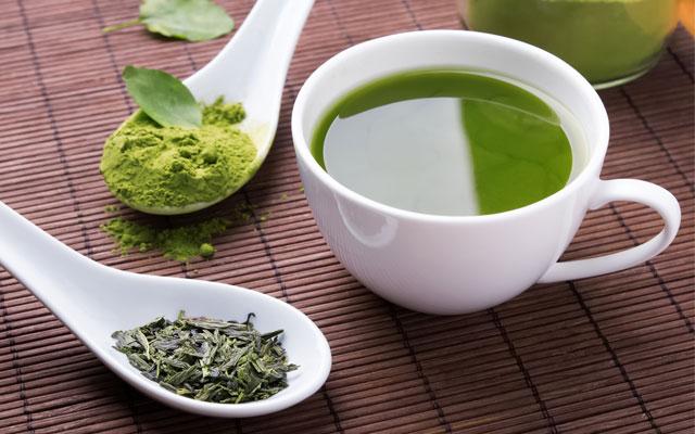 Los beneficios del te verde en la salud.