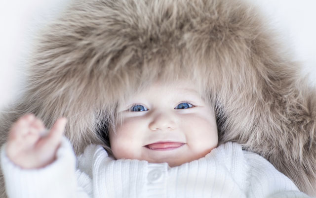 Proteger a los bebes del frío.