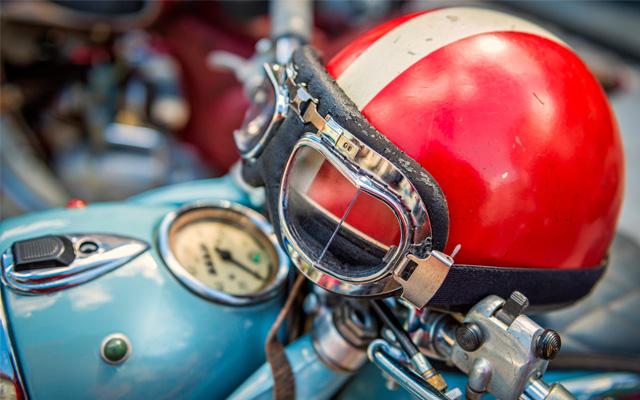 Los accesorios imprescindibles para la moto.