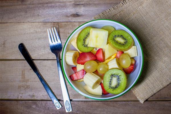 qué frutas comer después de hacer deporte.