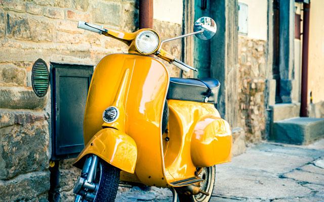Diferencia entre moto de carretera y moto de asfalto.