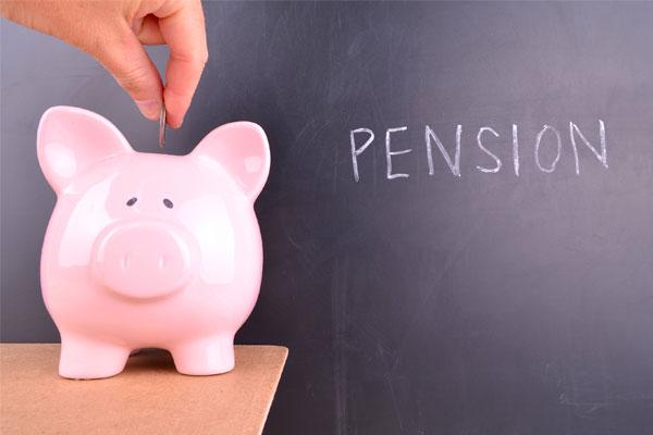 El importe de la pensión en Europa