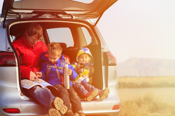 Preguntas que debes hacerte antes de comprar un coche familiar.