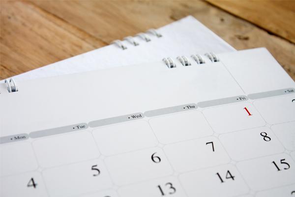 Te mostramos el calendario fiscal de julio en este artículo.