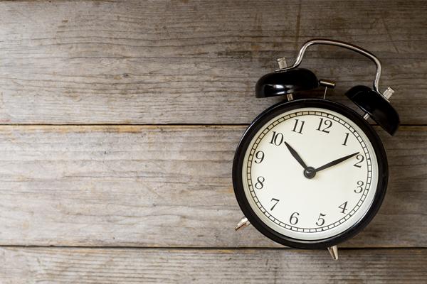 El cambio de hora para el ahorro energético