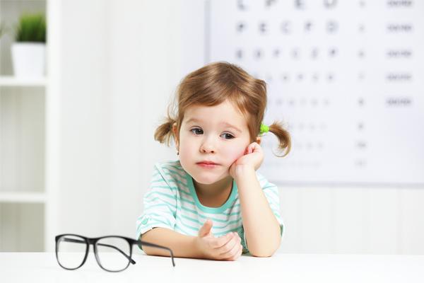 Detecta si tu hijo tiene problemas de visión
