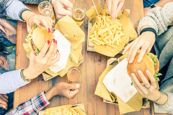 El riesgo de las calorías vacías