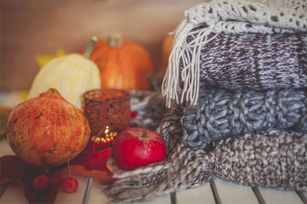 Consejos de decoración en otoño