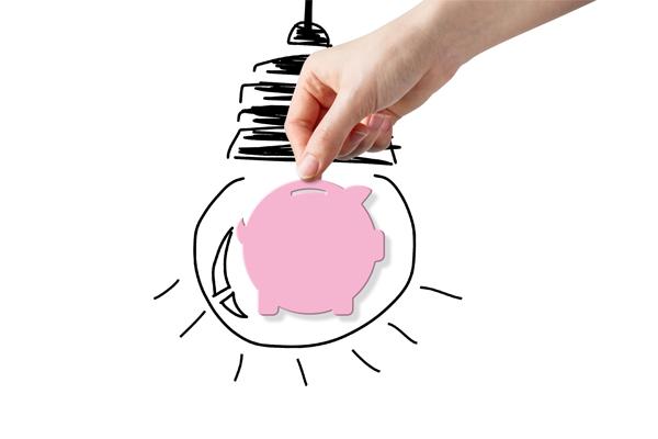 Ahorra luz estando fuera de casa
