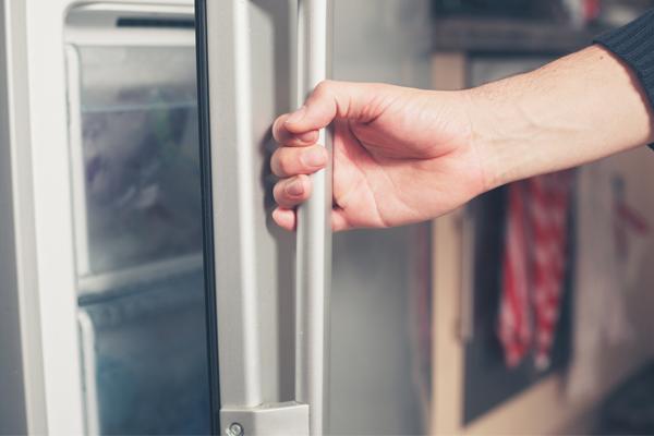 Seguro de hogar en alimentos refrigerados