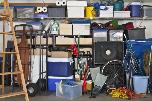 Los trasteros en los seguros de hogar