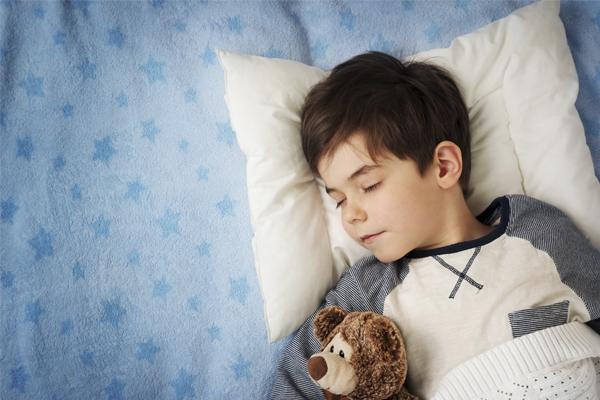 Cuanto deben dormir los niños según su edad