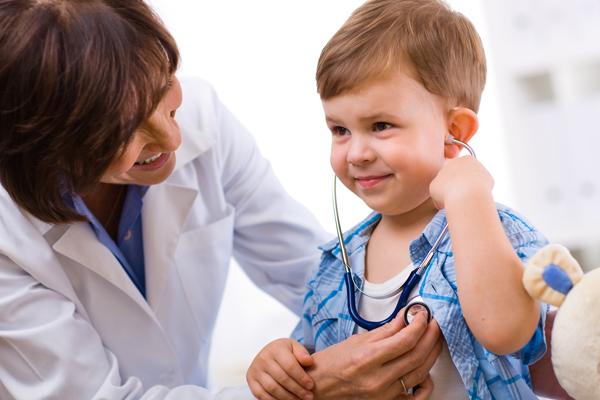 Las revisiones pediatricas durante la infancia