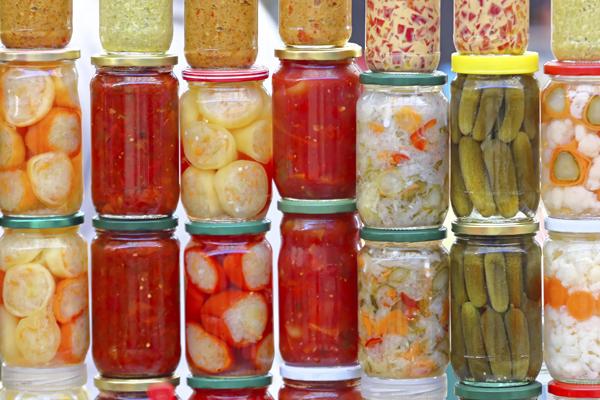 Consejos para envasar alimentos
