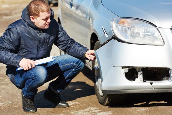 La cobertura de daños propios de tu seguro de coche