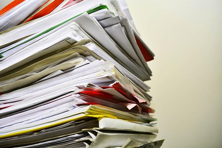 Cobertura de reposicion de documentos