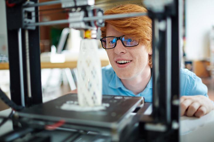 Imprimir comida en 3D es el futuro