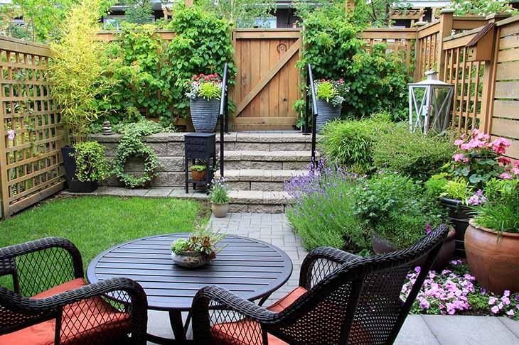 Protección del jardín dentro del seguro de hogar