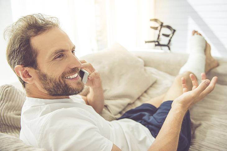 Teleasistencia domiciliaria: tranquilidad y funcionalidad para el usuario