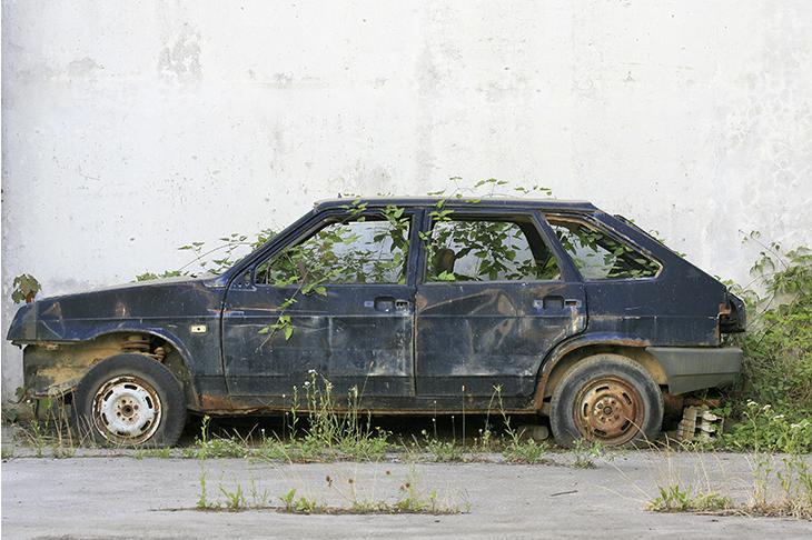¿Quieres deshacerte de tu vehículo? Date de baja