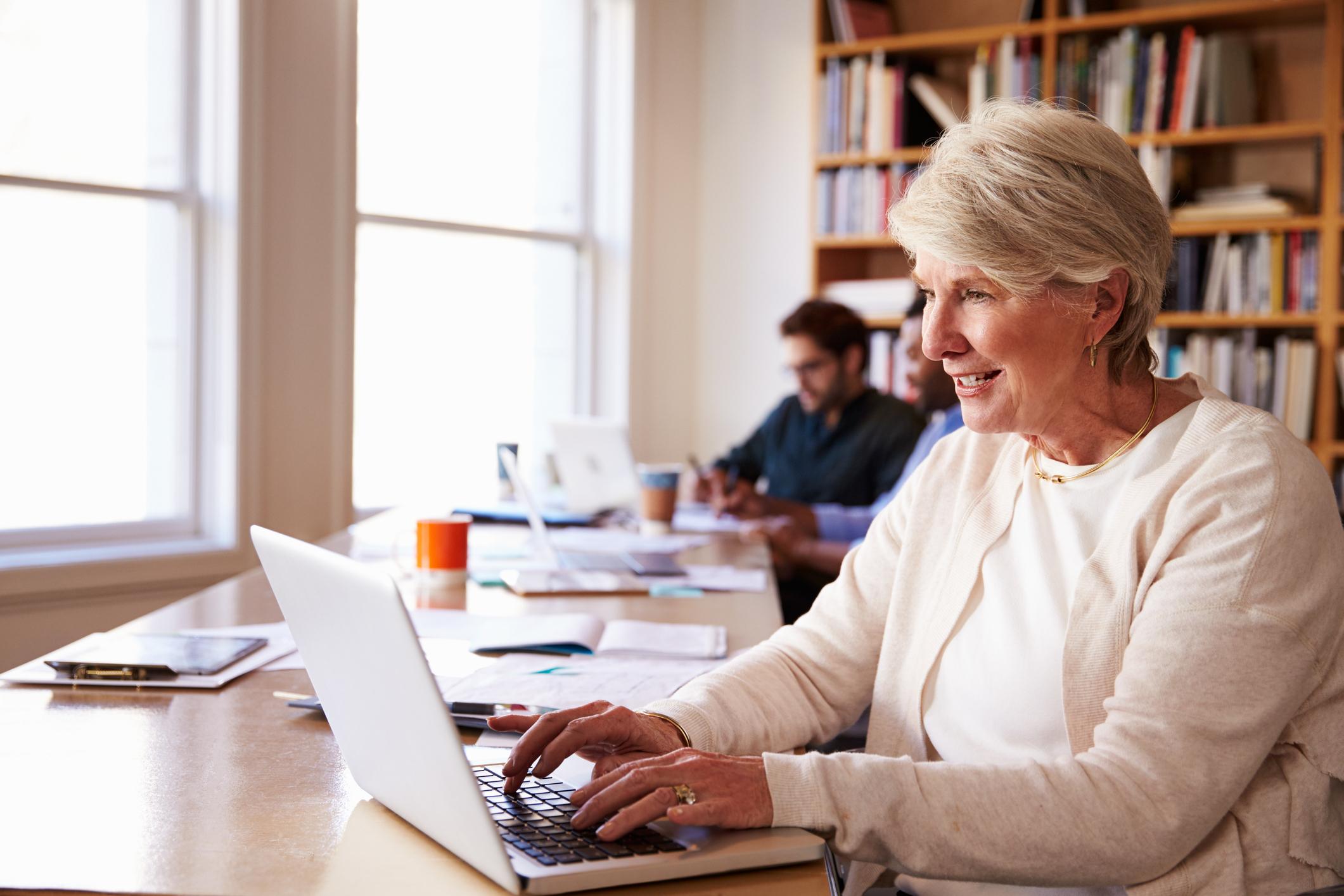 Actividades para jubilados: aprender por placer