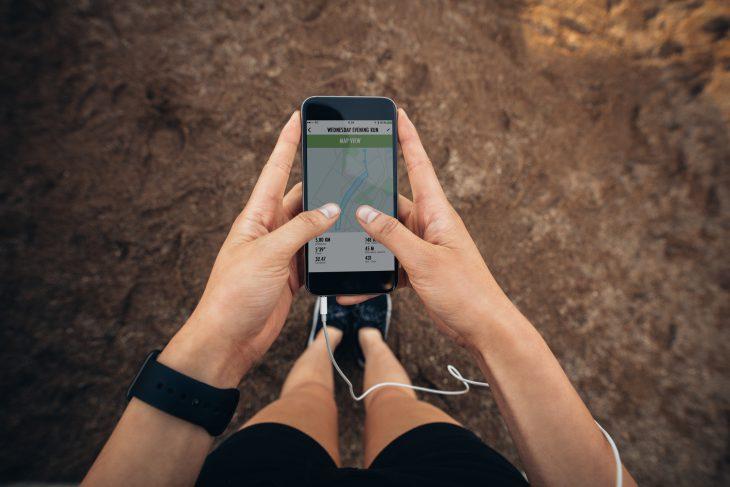 ¿Qué apps puedes usar para mantenerte en forma?