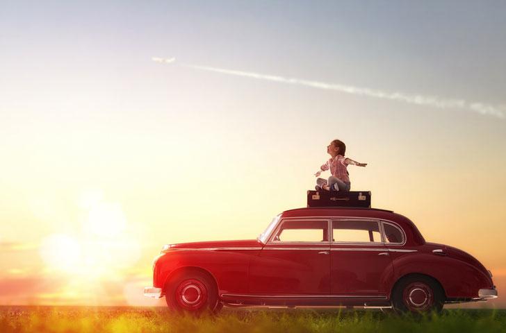 consejos de conducción en verano
