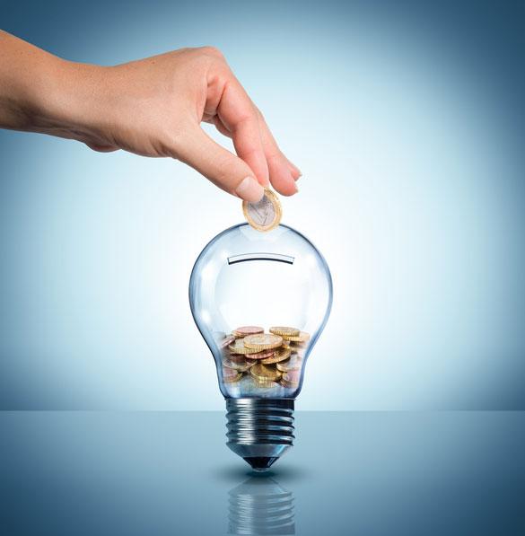 acciones para el ahorro de energía en casa, formas de ahorro de energía en casa, métodos de ahorro de energía en casa