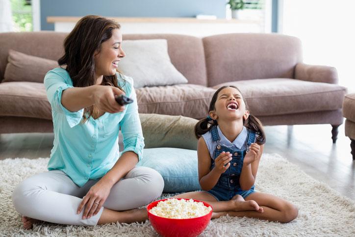 series de tv, ver series en familia, series online, Series para ver en familia