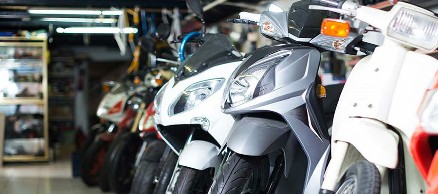 Listado de motos para principiantes