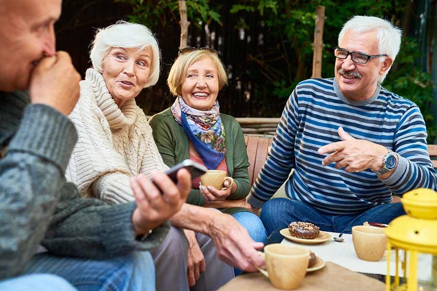 actividades y pasatiempos para jubilados