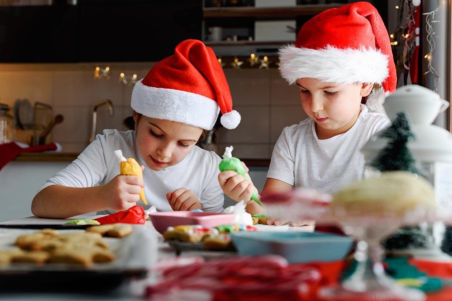 juegos y actividades para niños en navidades