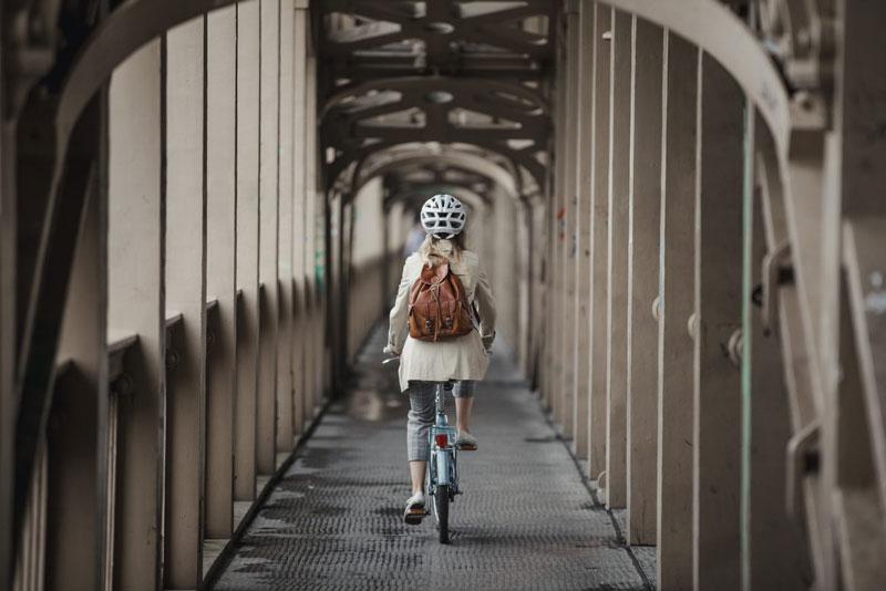 ¿Vas en bici? Asegura tus trayectos