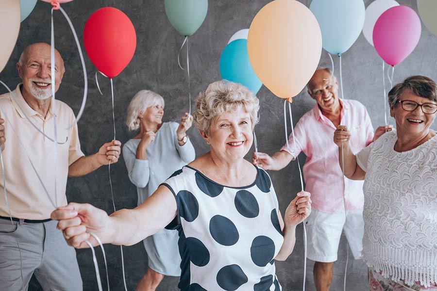 ideas para celebrar una jubilación