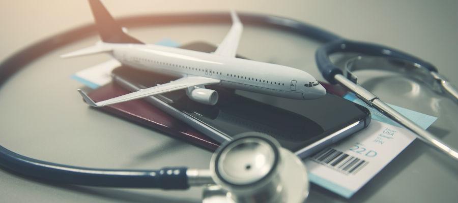 Cómo usar los seguros para viajes si tienes un accidente en el extranjero