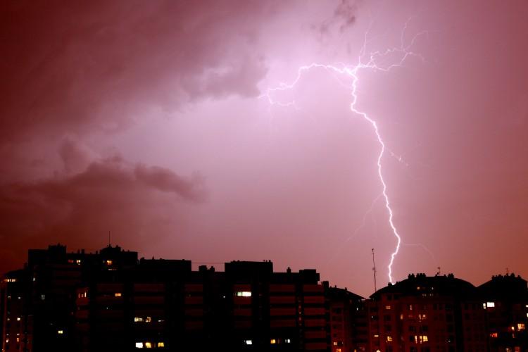 Los peligros de varios tipos de tormentas