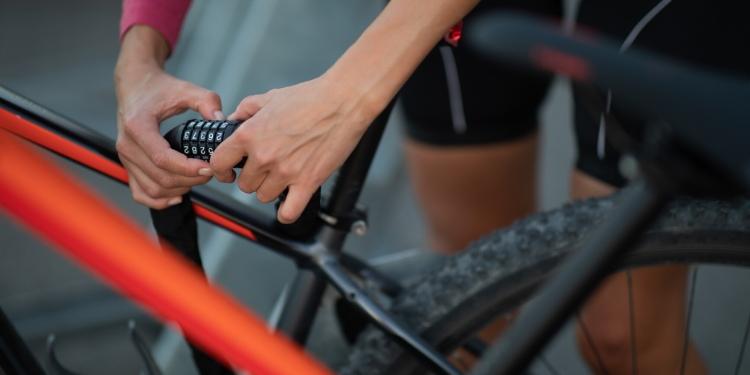 La cobertura de robo en un seguro para bicicleta