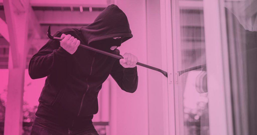 estres postraumetico y tramites tras un robo en casa