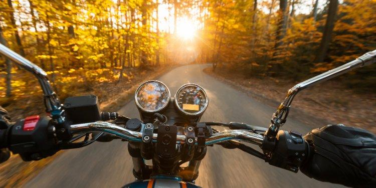 Protección para cuando vayas en moto