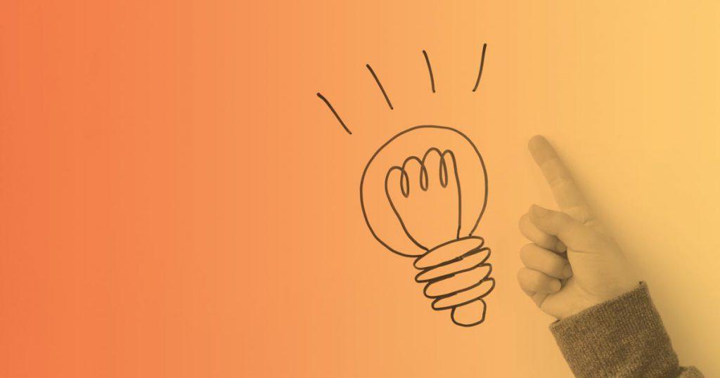 pasos para registrar una idea