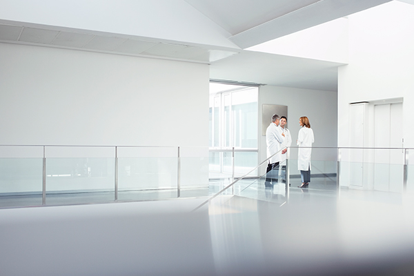 Assegurança de centres sanitaris
