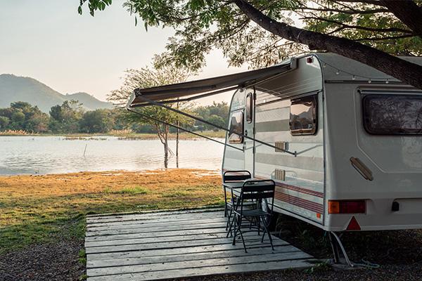 Assegurances per a caravanes