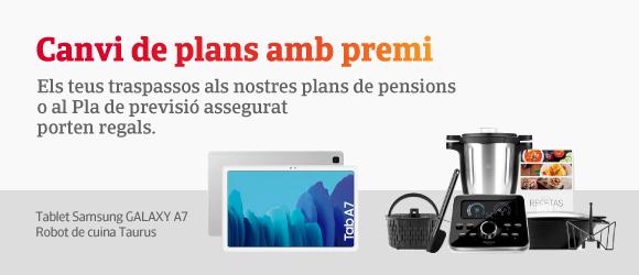Campanya plans de pensions